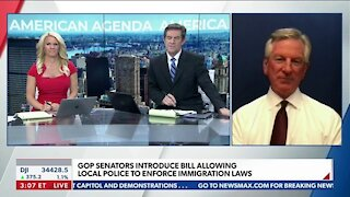 GOP Senators Introduce Bill Allowing Local Police to Enforce Immigration Laws