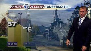 7 First Alert Forecast 10/11/2017 - Video