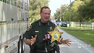 'Totally out of control' man shot, killed by Polk County homeowner after breaking in: Sheriff