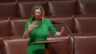 NOT PAYING FOR BADLY RUN STATES!!! Nancy Pelosi Congressional Covid Hearing