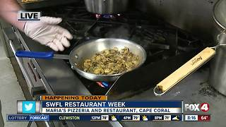 Celebrate Restaurant Week in Southwest Florida - 8am live report - Video