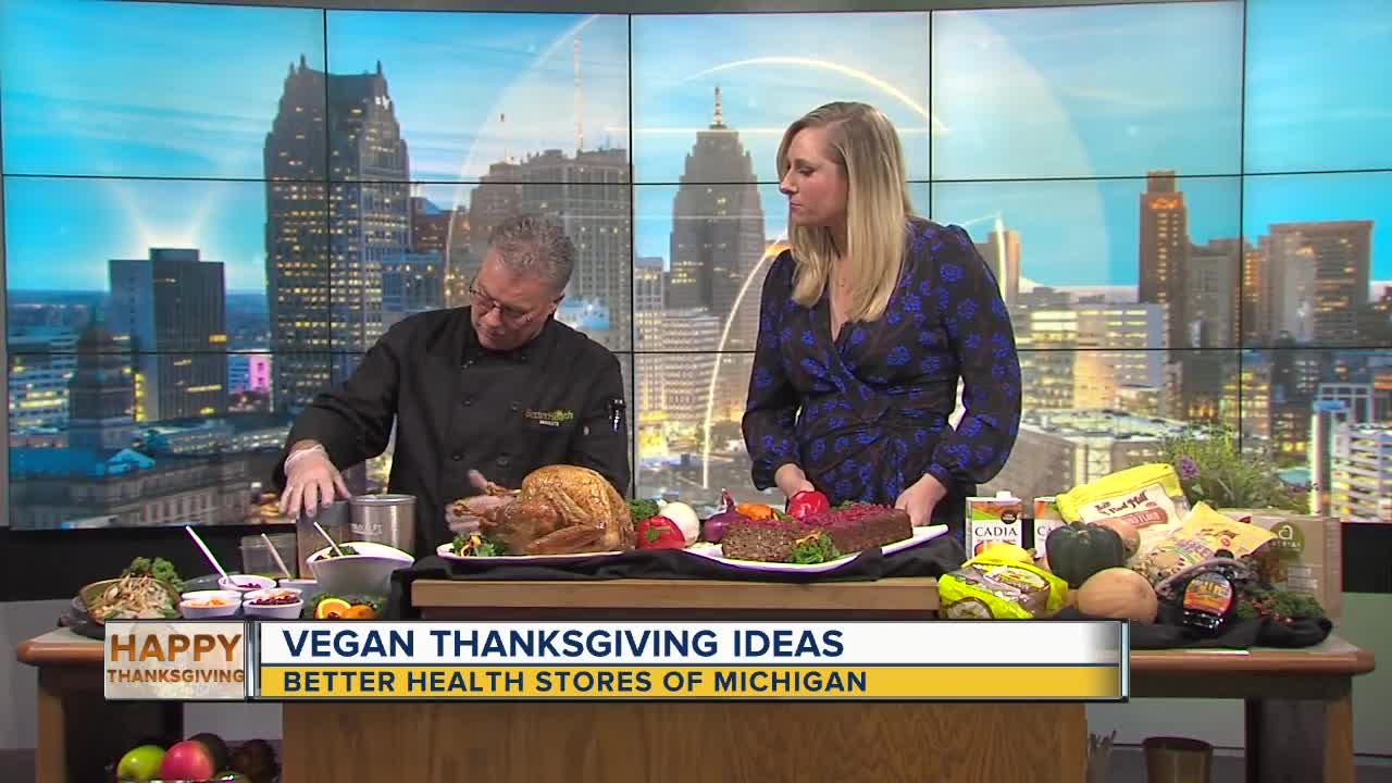 Better Health Store offers vegan Thanksgiving ideas