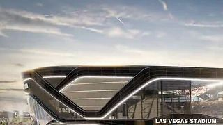 FAA signs off on Raiders stadium plans in Las Vegas - Video