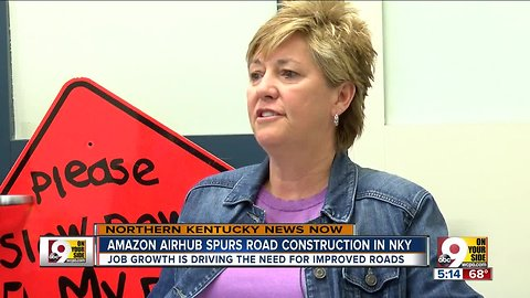 How Amazon will change the traffic flow in NKY and around CVG