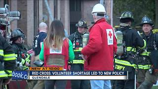 Red Cross ZIP code response policy spills into Glendale - Video