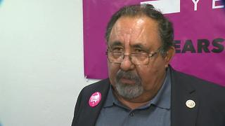 RAW VIDEO: Congressman Grijalva talks Planned Parenthood, repealing Obamacare - Video