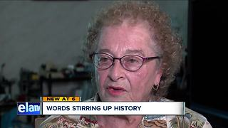 Holocaust survivor responds to President Trump's Nazi comments - Video
