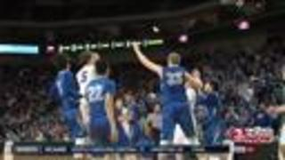 Wahoo cuts down the nets as Class C-1 state champs - Video