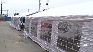 Hope Faith Ministries will remain outdoors during winter