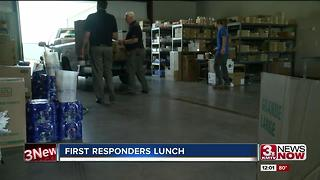First Responders Lunch - Video