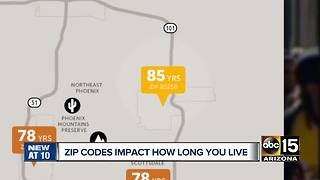 Study: ZIP code may impact your life expectancy - Video