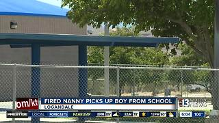 Father claims child was taken from school without permission - Video