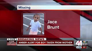 AMBER Alert issued for KCK 2-year-old - Video