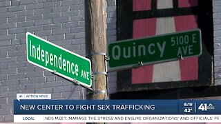 New center to fight sex trafficking