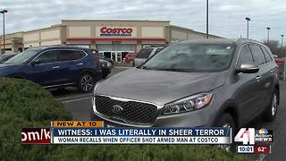 Costco shoppers praise employees after shooting - Video