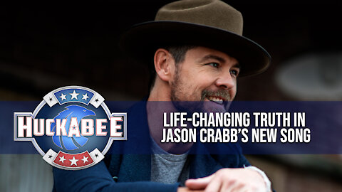 The Life-Changing Truth In Jason Crabb's New Song | Jukebox | Huckabee