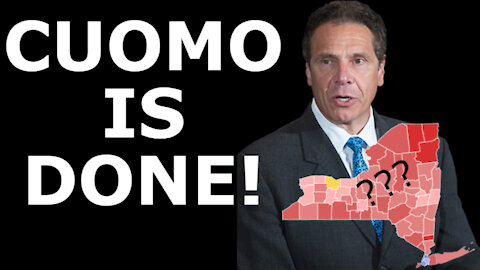 CUOMO IN TROUBLE? - New Scandals May Cause Resignation or 2022 Defeat
