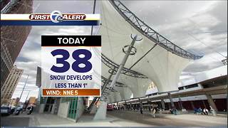 Snow Showers - Video