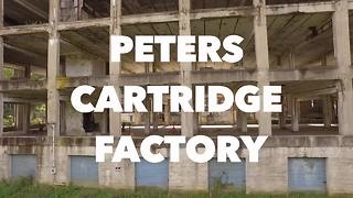 9 creepy facts about the old Peters Cartridge factory - Video