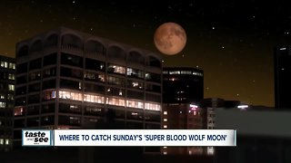 """'Super Blood Wolf Moon"""" this weekend"""