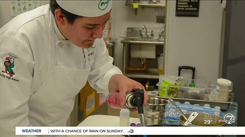 Championship chefs — all students — will make breakfast for Colorado state lawmakers