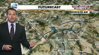 13 First Alert Las Vegas Weather for June 24 - Video