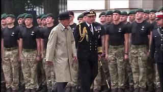 Prince Phillip retires - Video