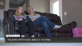Talking with kids about the importance of voting and elections