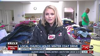 Local church hosting winter coat drive