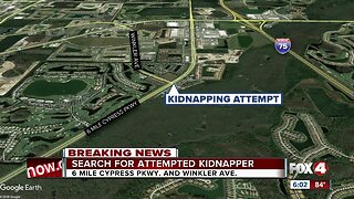Police search for kidnapping suspect in Fort Myers