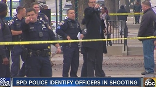 Police identify officers involved in Waverly shooting - Video