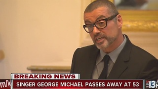 George Michael dies at age 53 - Video