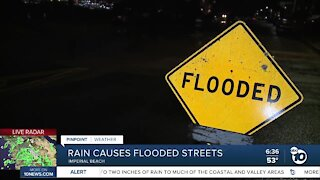 Rain, flooded streets could impact Imperial Beach businesses