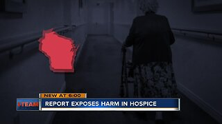 Report exposes harm in hospice