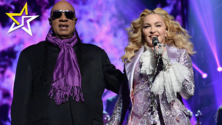 Madonna And Stevie Wonder Perform Prince Prince Tribute At Billboard Awards