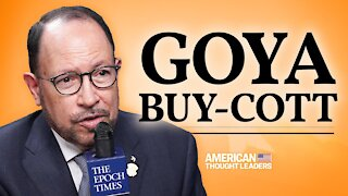 'They Want to Cancel God'—GOYA Foods Owner Robert Unanue | CPAC 2021 | American Thought Leaders