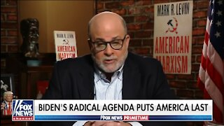 Mark Levin: Joe Biden Is A 'Two-Bit Street Politician' Who Has No Intention Of Unifying America