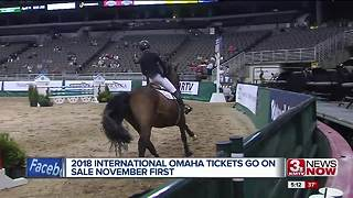 International Omaha tickets on sale Wednesday - Video