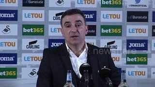 Carvalhal: Swansea still in hospital but accepting visits! - Video