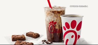 Chick-Fil-A adds new chocolate items to menu