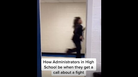 Hilarious Skit Reenacts How Teachers Respond To High School Fights!