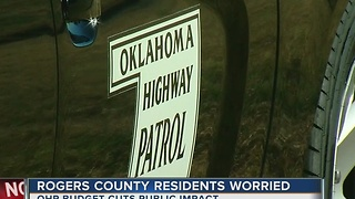 Rogers County Residents Worried About OHP Cuts - Video
