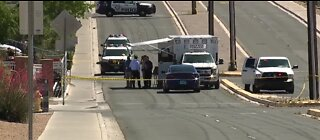 Body found in Las Vegas drainage canal