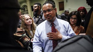 US Rep. Keith Ellison Denies Allegations Of Abuse