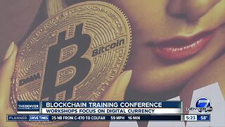 Blockchain training conference in Denver today