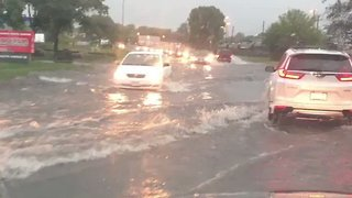 Minnesota Thunderstorm Brings Flash Flooding to Twin Cities