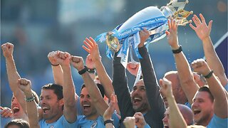 Manchester City chairman says the other teams are just jealous