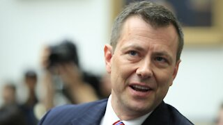Former FBI Agent Strzok Says President Is A National Security Threat