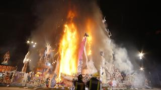Las Fallas de Valencia - Video