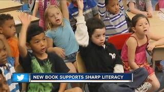 New book supports Sharp Literacy - Video